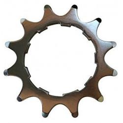 crankspie 9,5 mm zilver per...