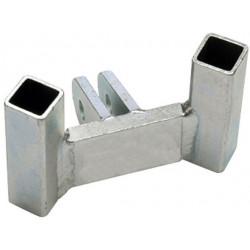 sportbril Laki oranje...