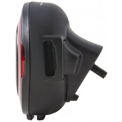 lampglas rechts transparant