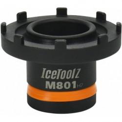 Mini Vloerpomp Aluminium 28...