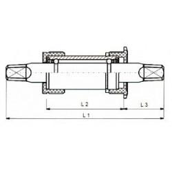 batterijen R03 AAA zink 24...