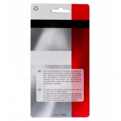 fietsenrek voor 1 fiets zilver