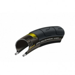 U-slot 250 x 45 mm zwart