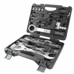 Koplamp LED 1x Smoke Zwart
