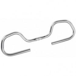Spiegel Klein 55 mm Rond Zwart