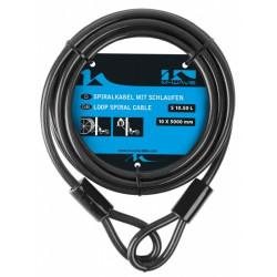 Stuurlint Wrap oranje 160 cm