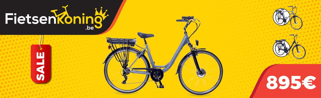 Nieuwste e-bikes!